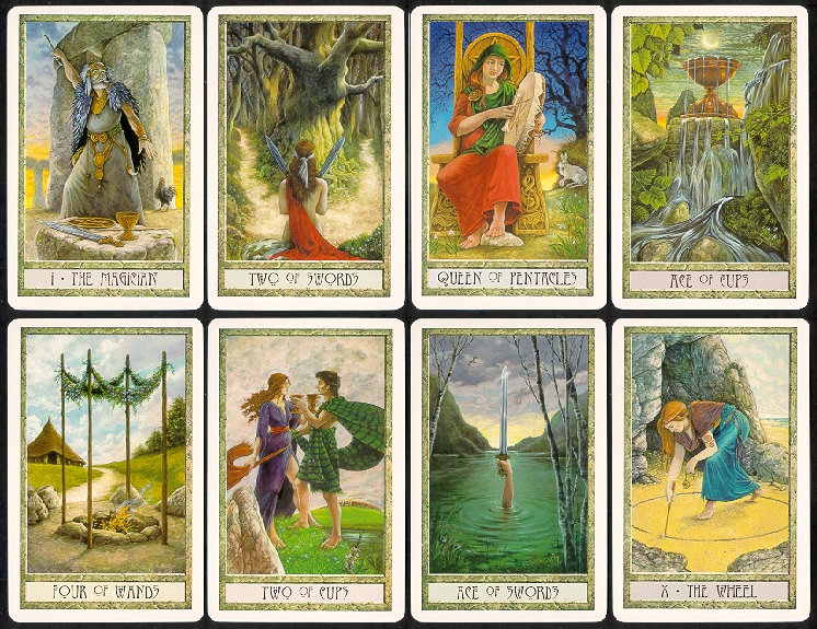 TAROT ZAMM - TAROT Reader Wellington - Wellington Attractions