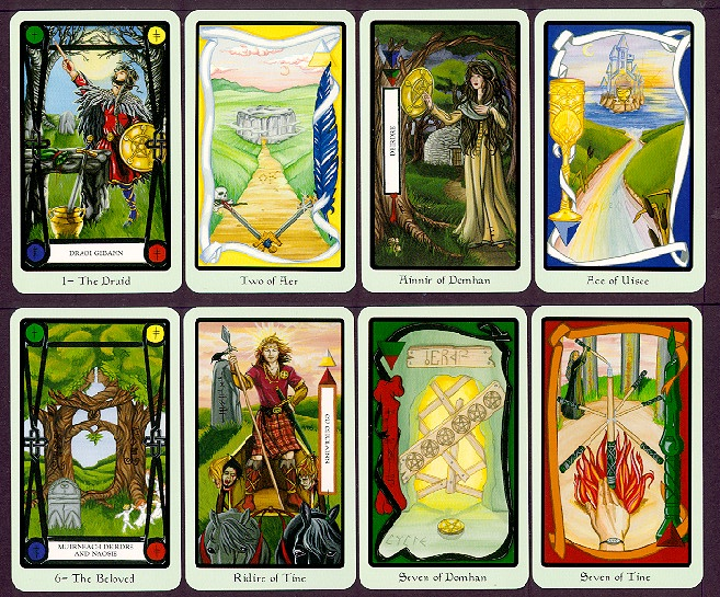 The Faery Wicca Tarot